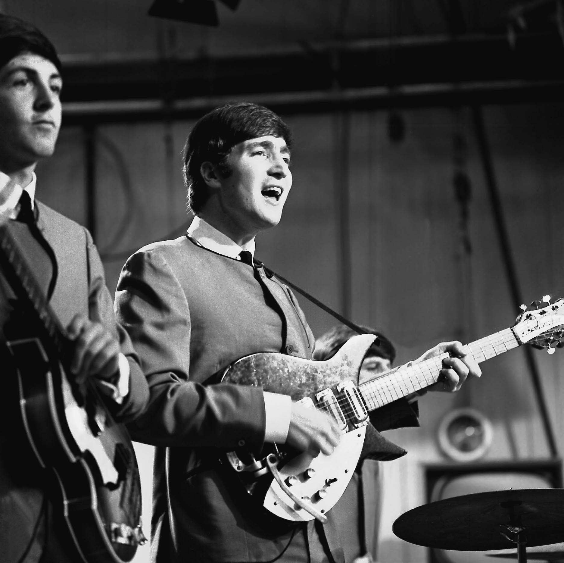 John Lennon Performing October 4th 1963