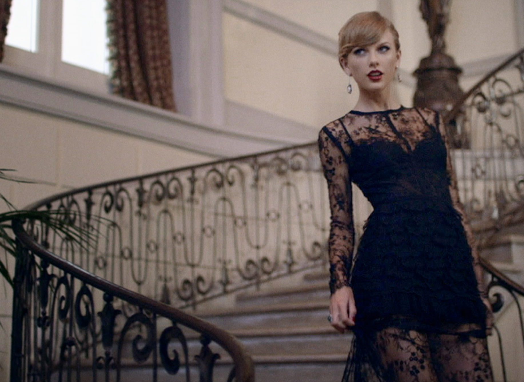 Taylor Swift S Blank Space Director Details Interactive App Rolling Stone