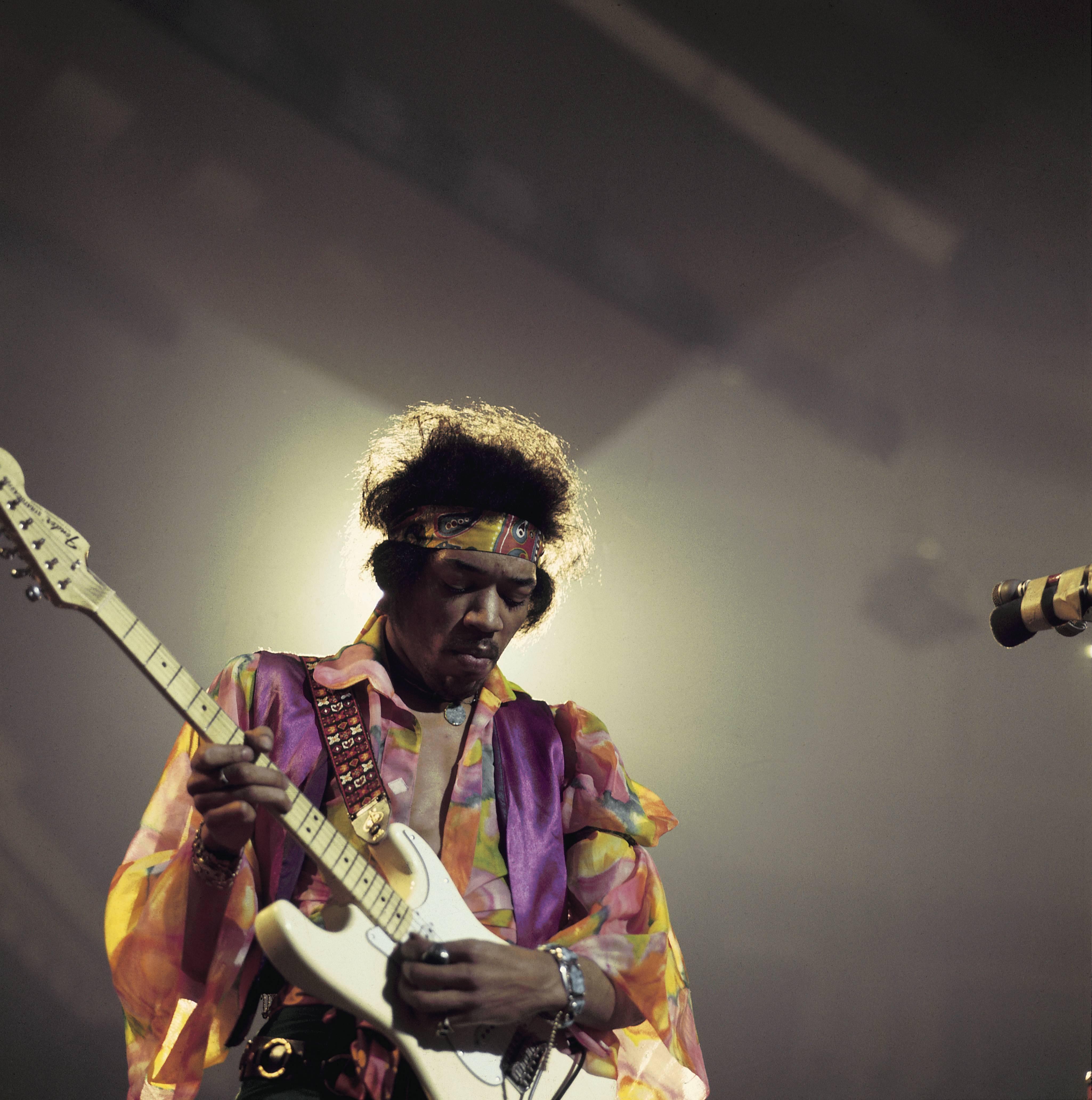 Jimi Hendrix's 'Creative Explorations' From 1969 Returning to Vinyl