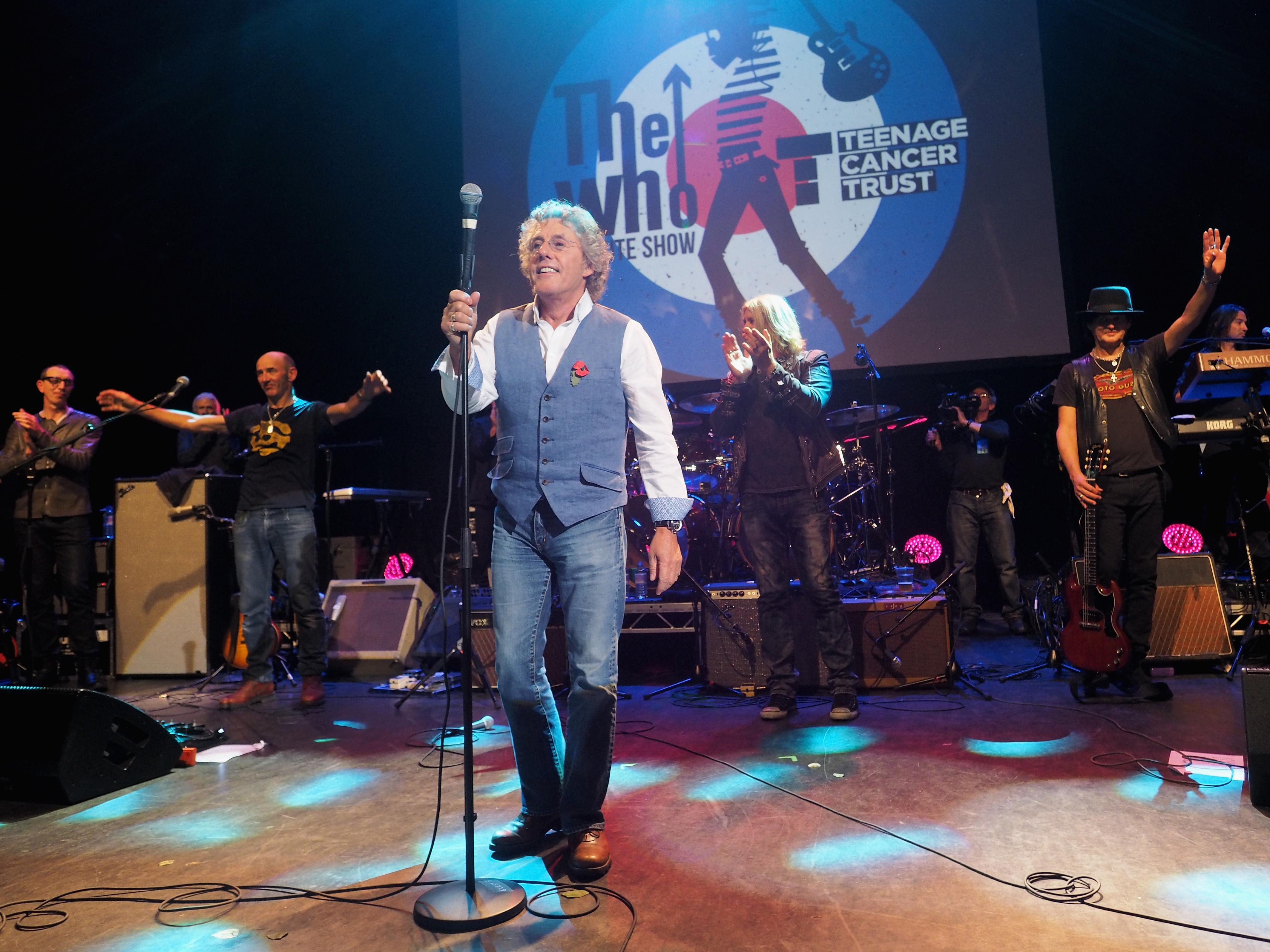 The Who Turn 50 With Birthday Gig Featuring Eddie Vedder, Liam Gallagher
