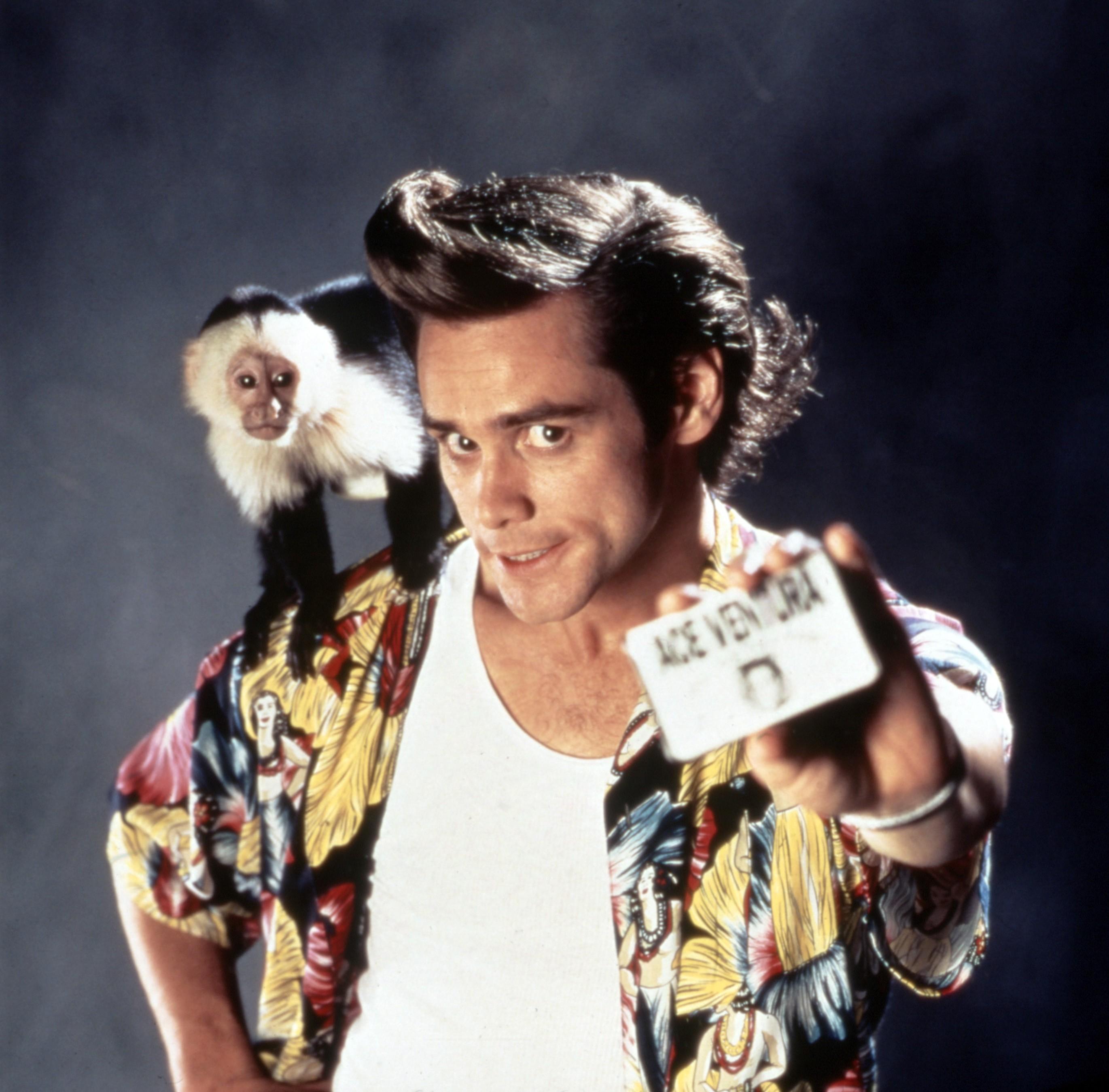 Jim Carrey Movies
