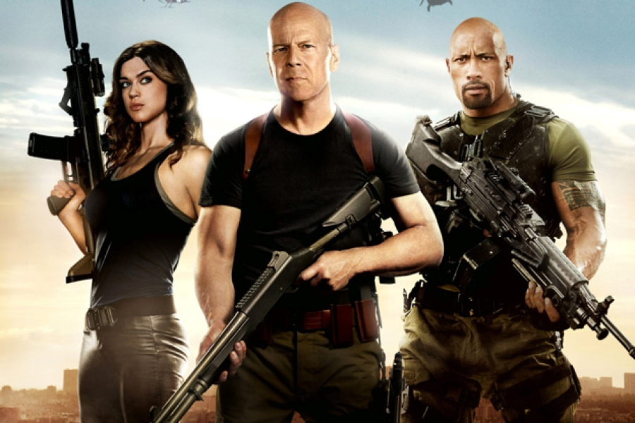 Box Office Report: 'G.I. Joe: ...