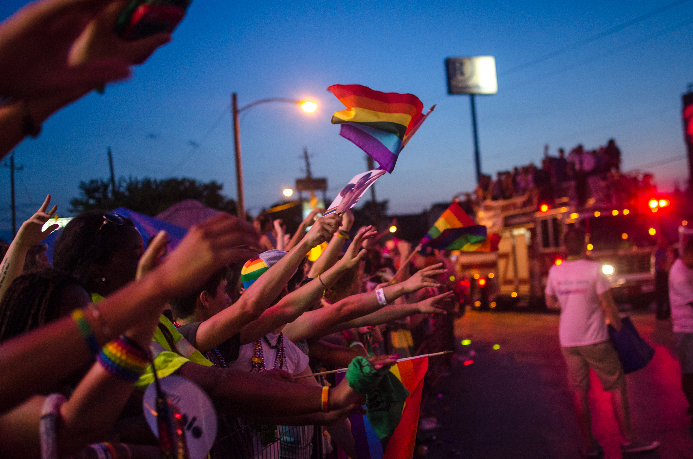 Houston texas gay community