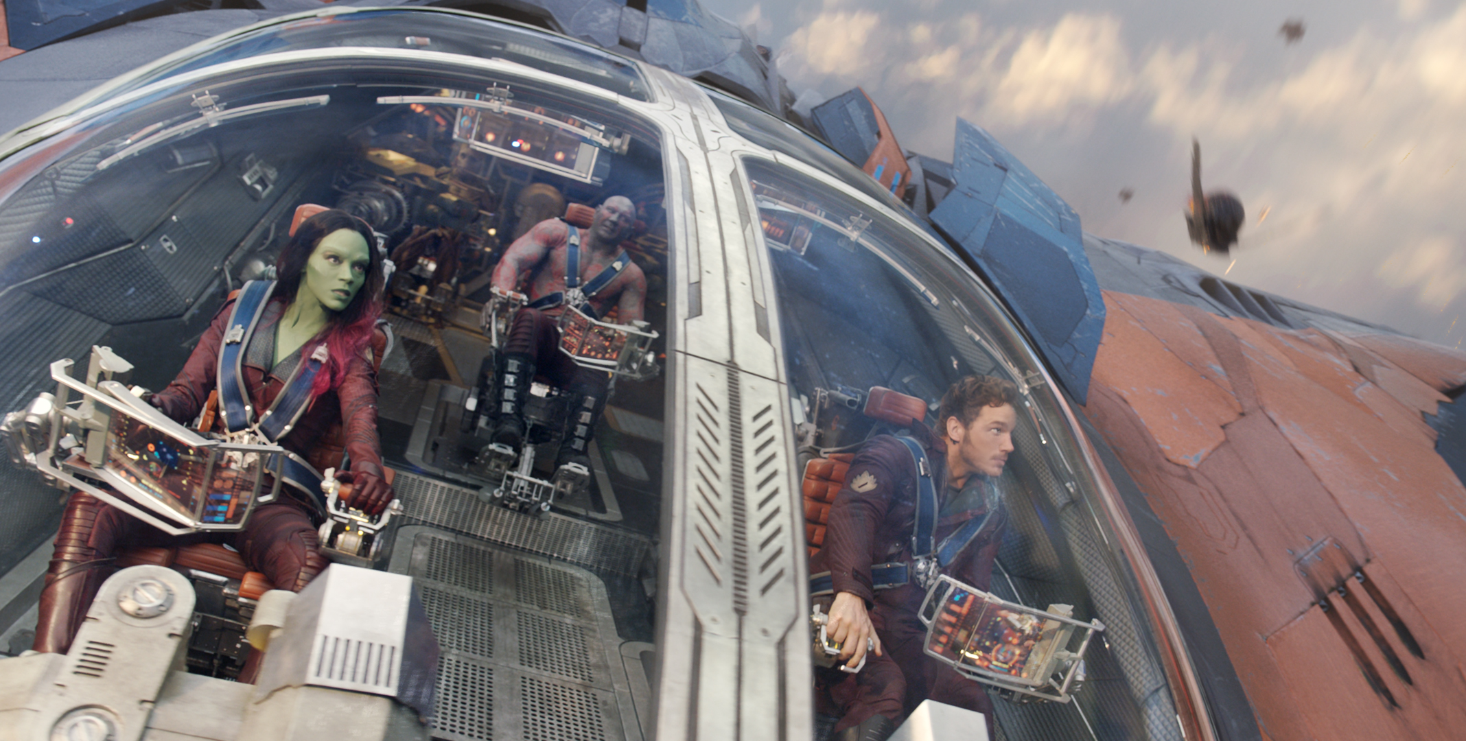 Stream New 'Guardians of the Galaxy: Awesome Mix Volume Zero'