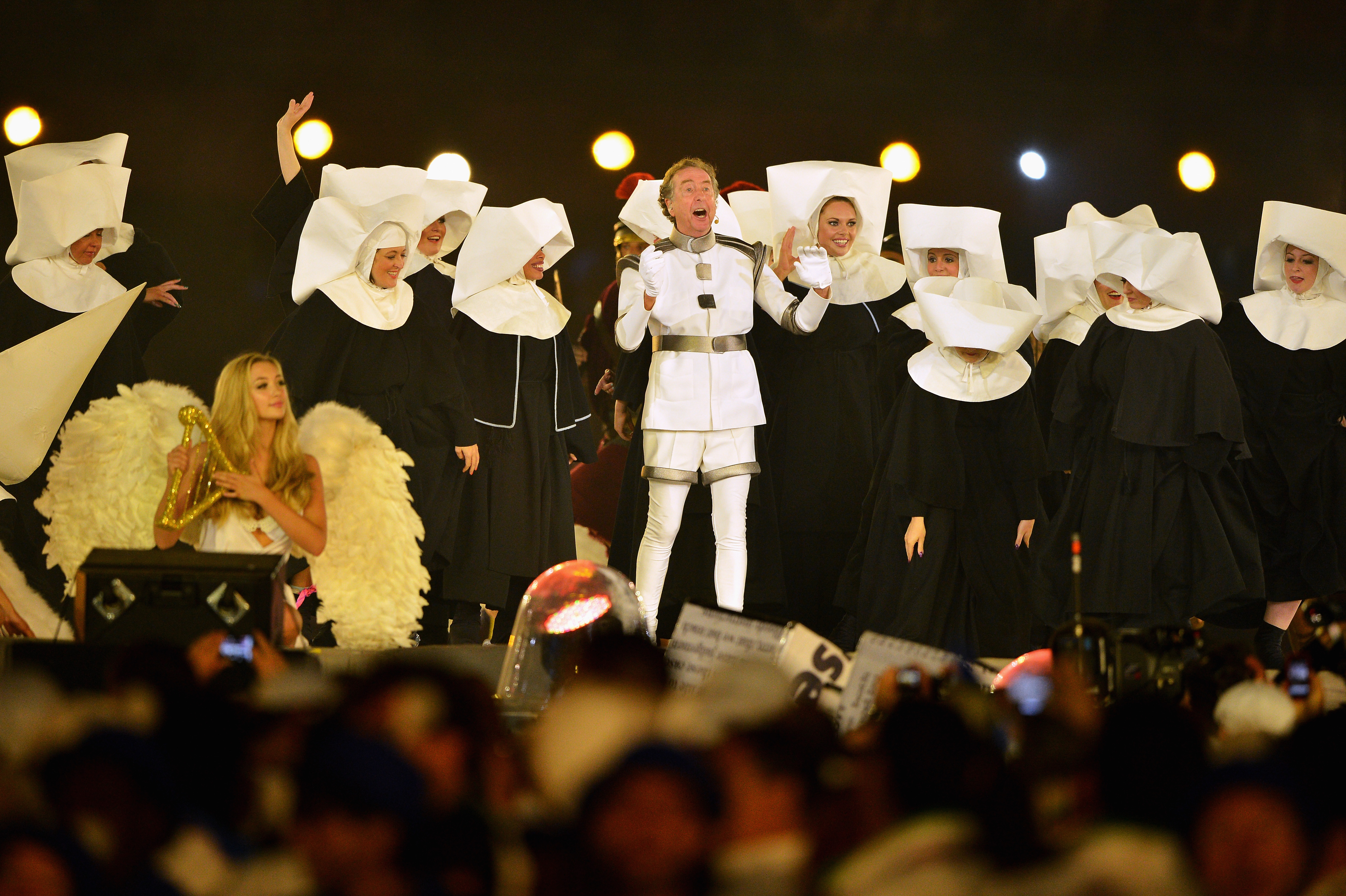 Monty Python Song Named Top Funeral Choice