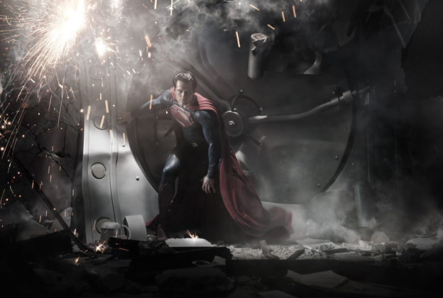 'Man of Steel' Movie 'A First Step' for DC Comics