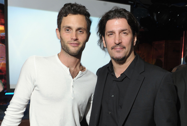 Greetings from tim buckley with penn badgley screens at tribeca penn badgley and frank bello attend the tribeca film festival 2013 after party for greetings m4hsunfo