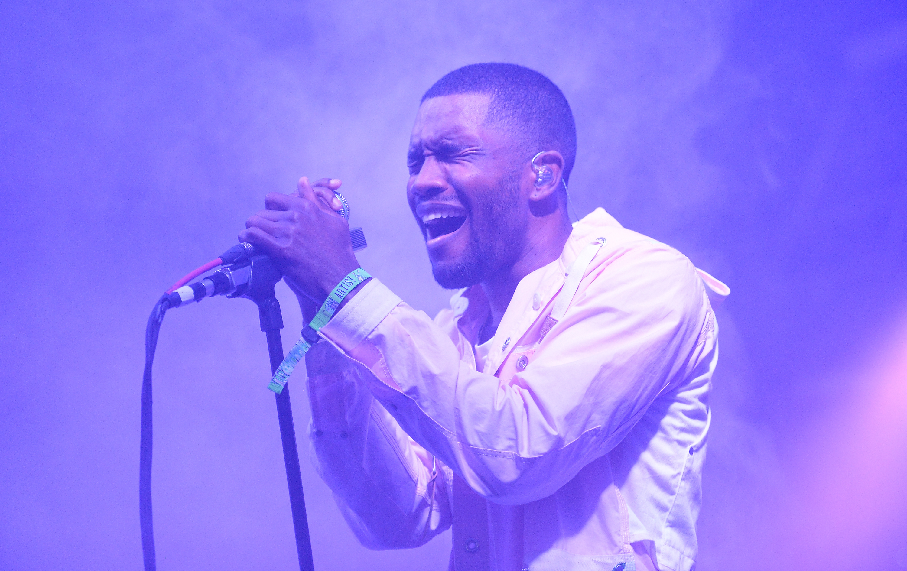 Hear Frank Ocean's Atmospheric 'Memrise,' His First New Song in Two Years