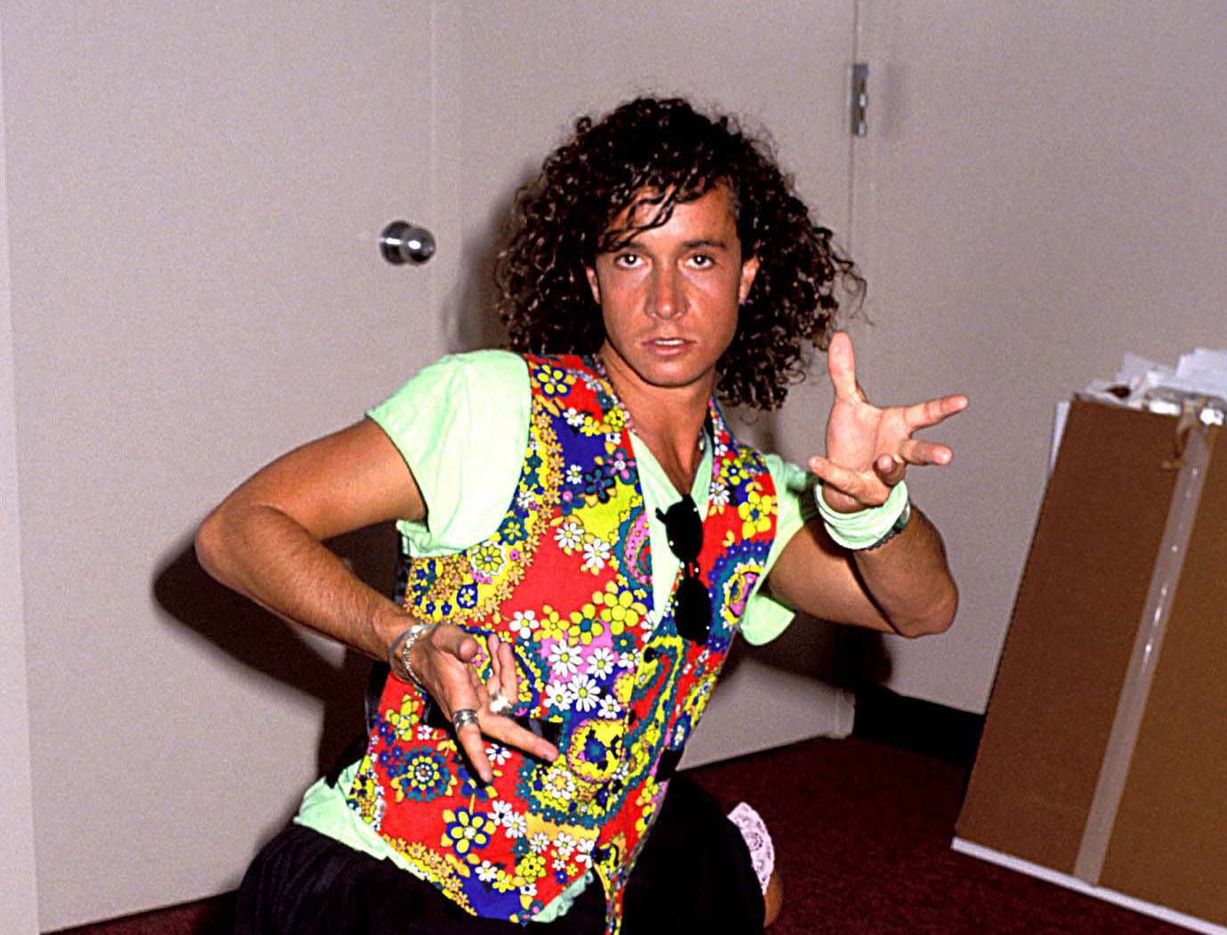 The Weasel In Winter Pauly Shore On His New Concert Film Rolling