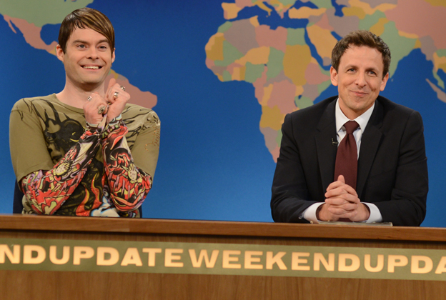 Bill Hader's Funniest 'SNL' Skits