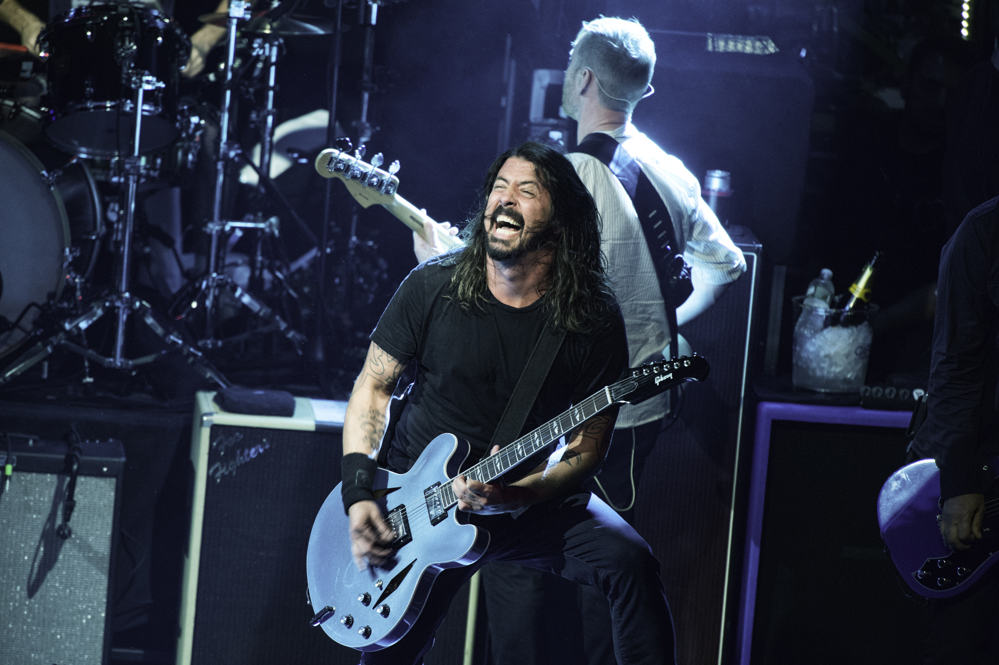 Foo Fighters End Sonic Journey With Marathon New York Show – Rolling