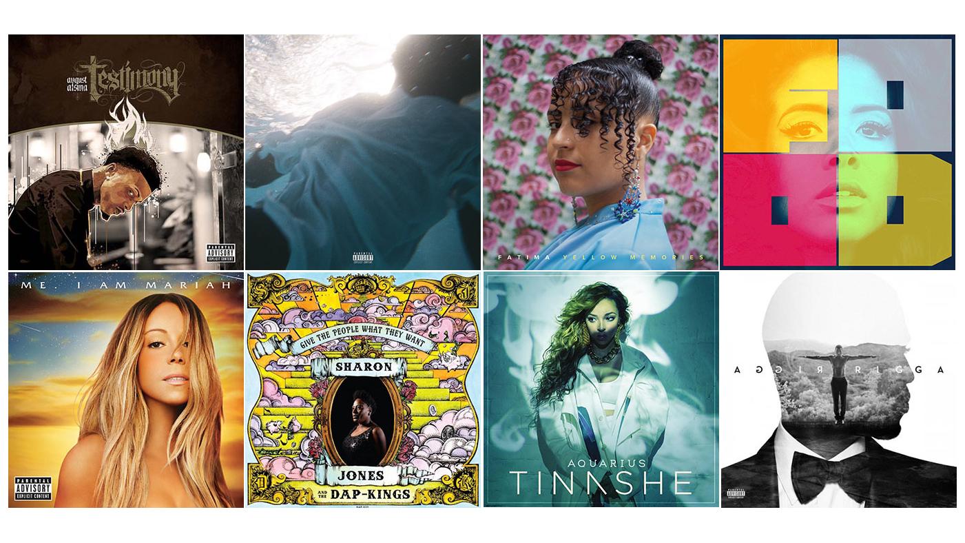20 Best R&B Albums of 2014