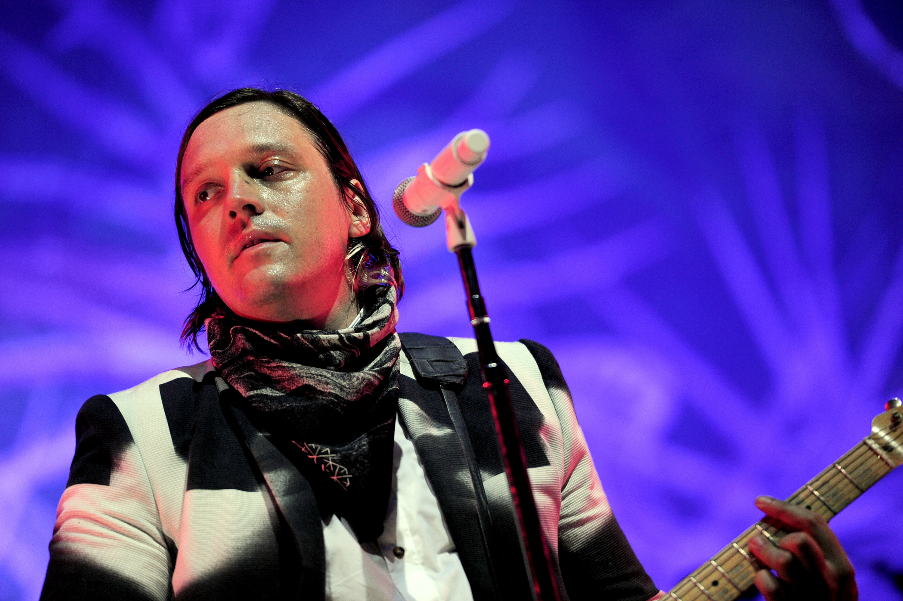 Arcade Fire's Win Butler Brews Up Signature Coffee for Charity