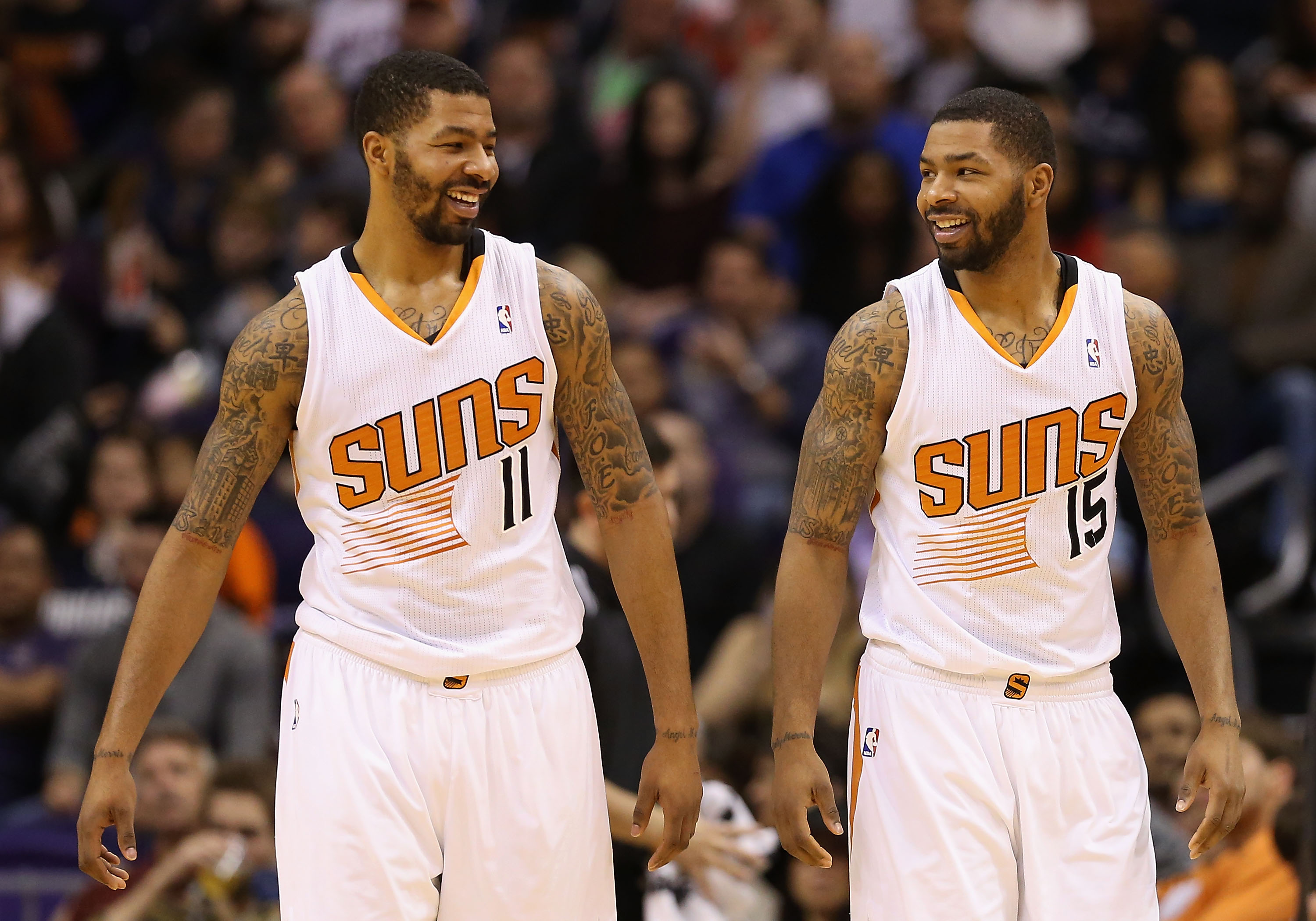 68c36999de0 The NBA s Morris Twins  Reunited and It Feels So Good – Rolling Stone