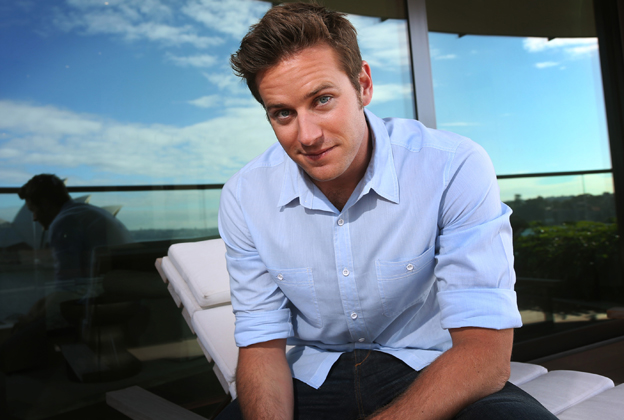 Q&A: Armie Hammer on Horses, Skeet-Shooting and Johnny Depp