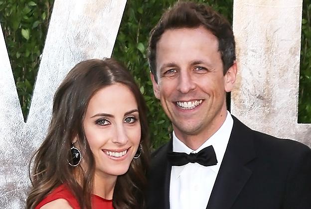 Seth Meyers Engaged