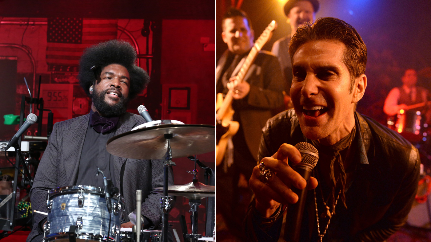 The Roots, Perry Farrell Set for David Byrne, Talking Heads Tribute