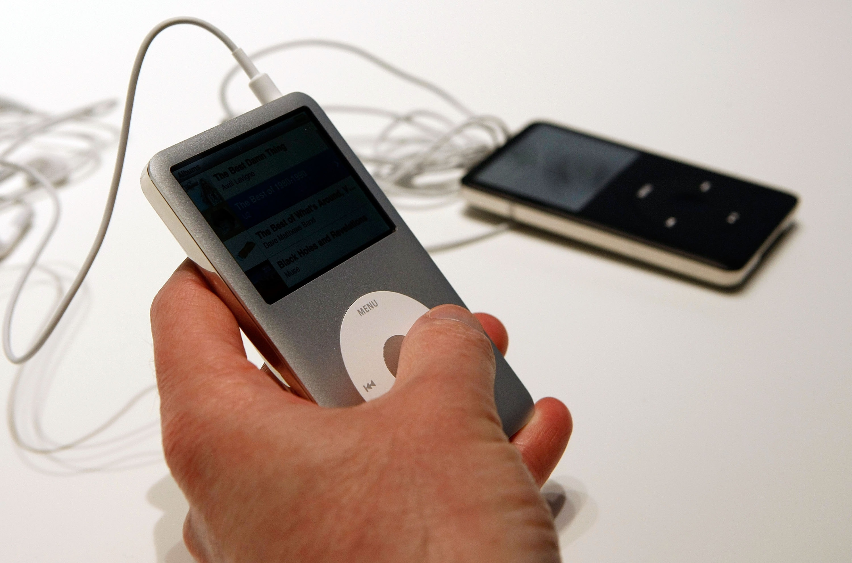 Apple Wins iPod Music Antitrust Suit