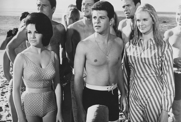 beach party movies from gidget to muscle beach party and more