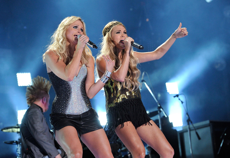 Carrie Underwood, Miranda Lambert, Blake Shelton Lead Big Barrel Country Festival