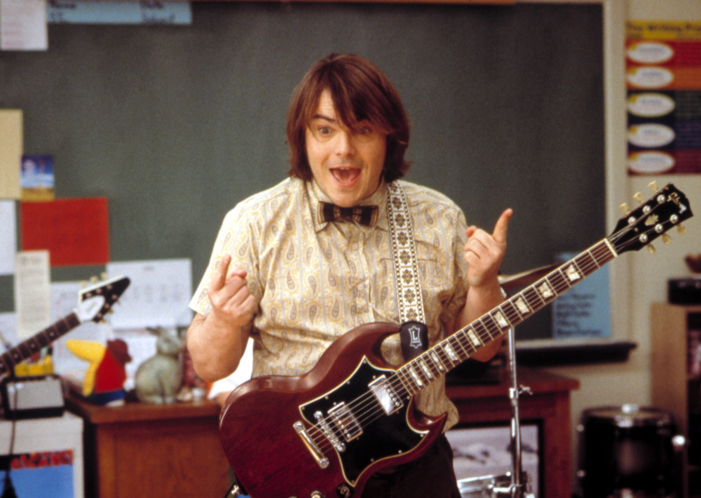 'School of Rock' Musical to Hit Broadway Next Year