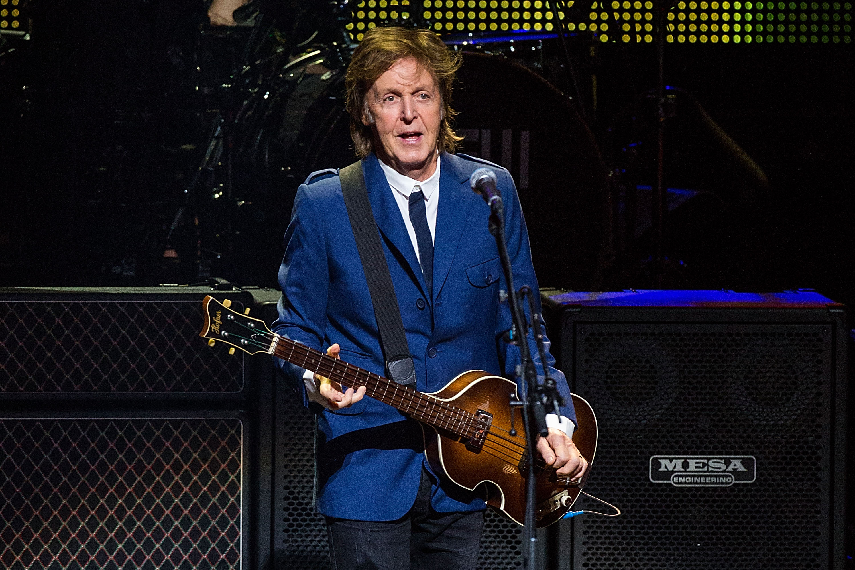 Paul McCartney Pondering Song About Eric Garner Protests