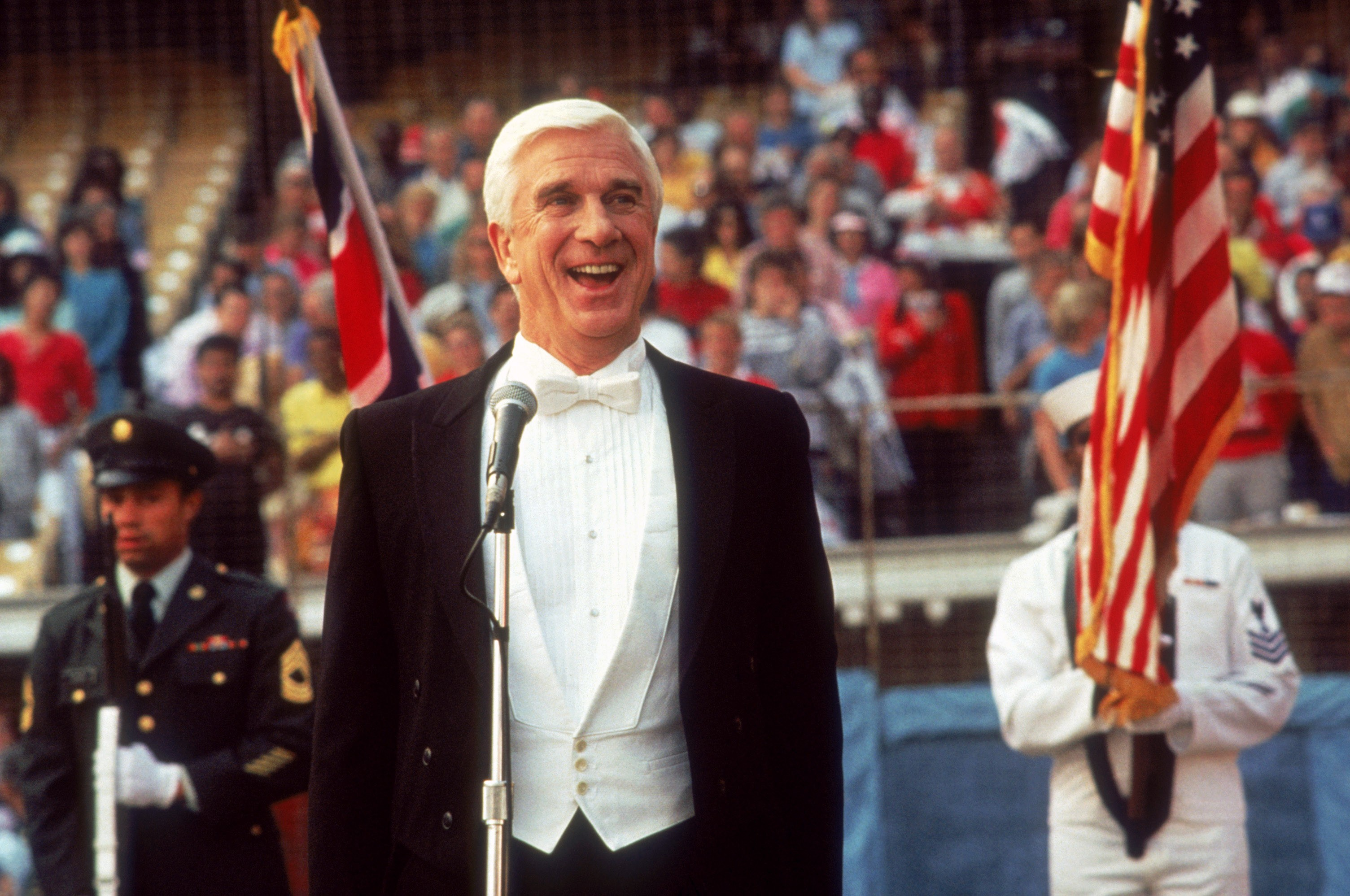 Naked Gun 2.5 and 33.3: Frank Drebin is on the Case