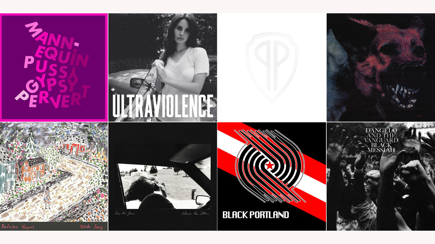 Rob Sheffield's Top 20 Albums of 2014