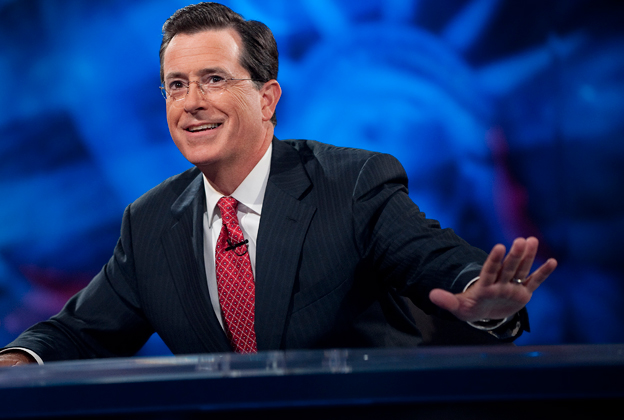 Stephen Colbert Offers Details on Daft Punk Drama
