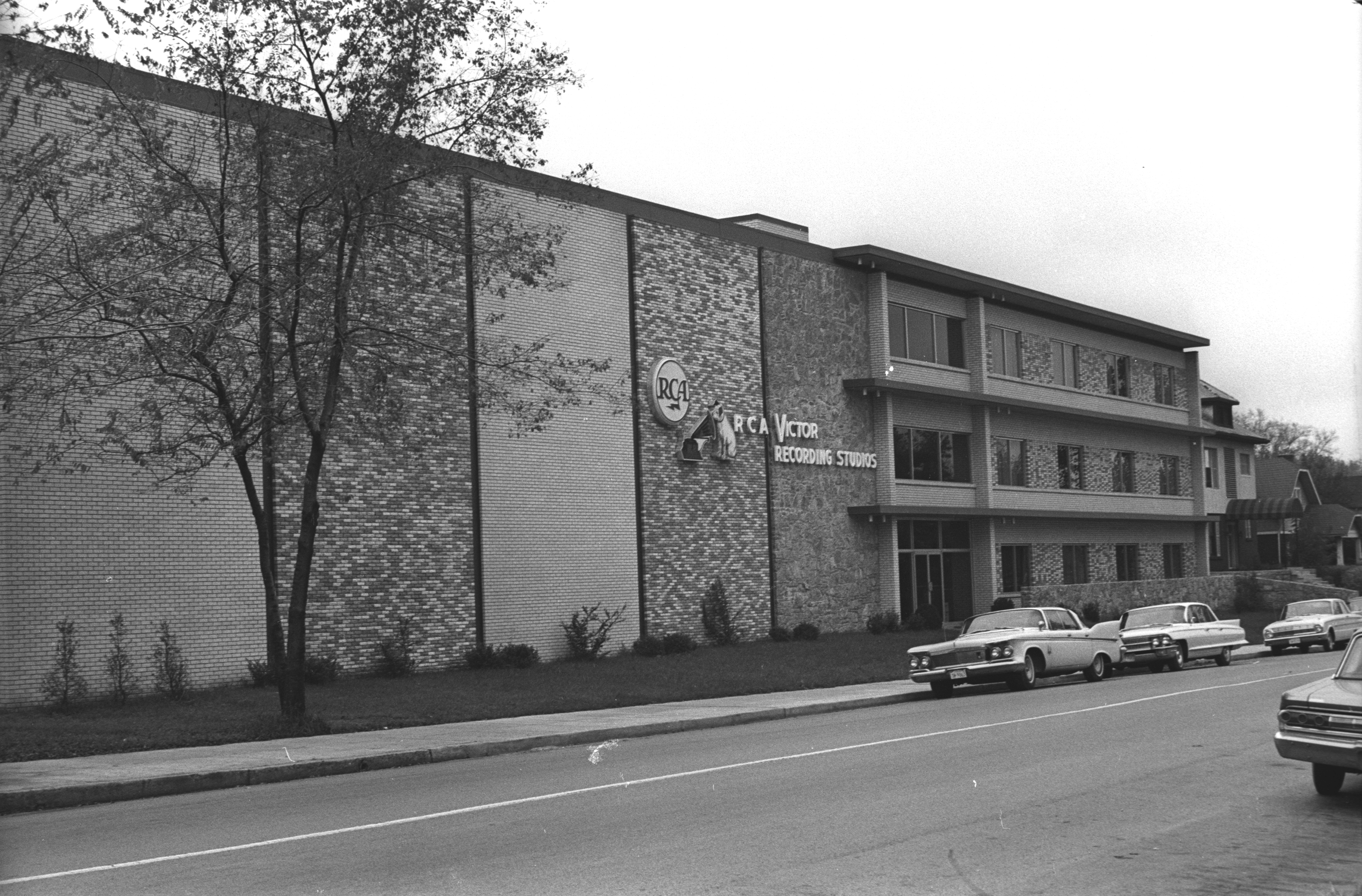 Historic RCA Studio A Saved From Demolition