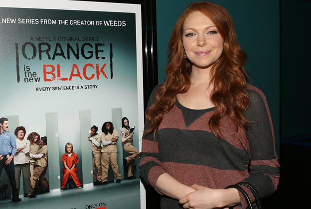 Laura Prepon Leaving 'Orange Is the New Black'
