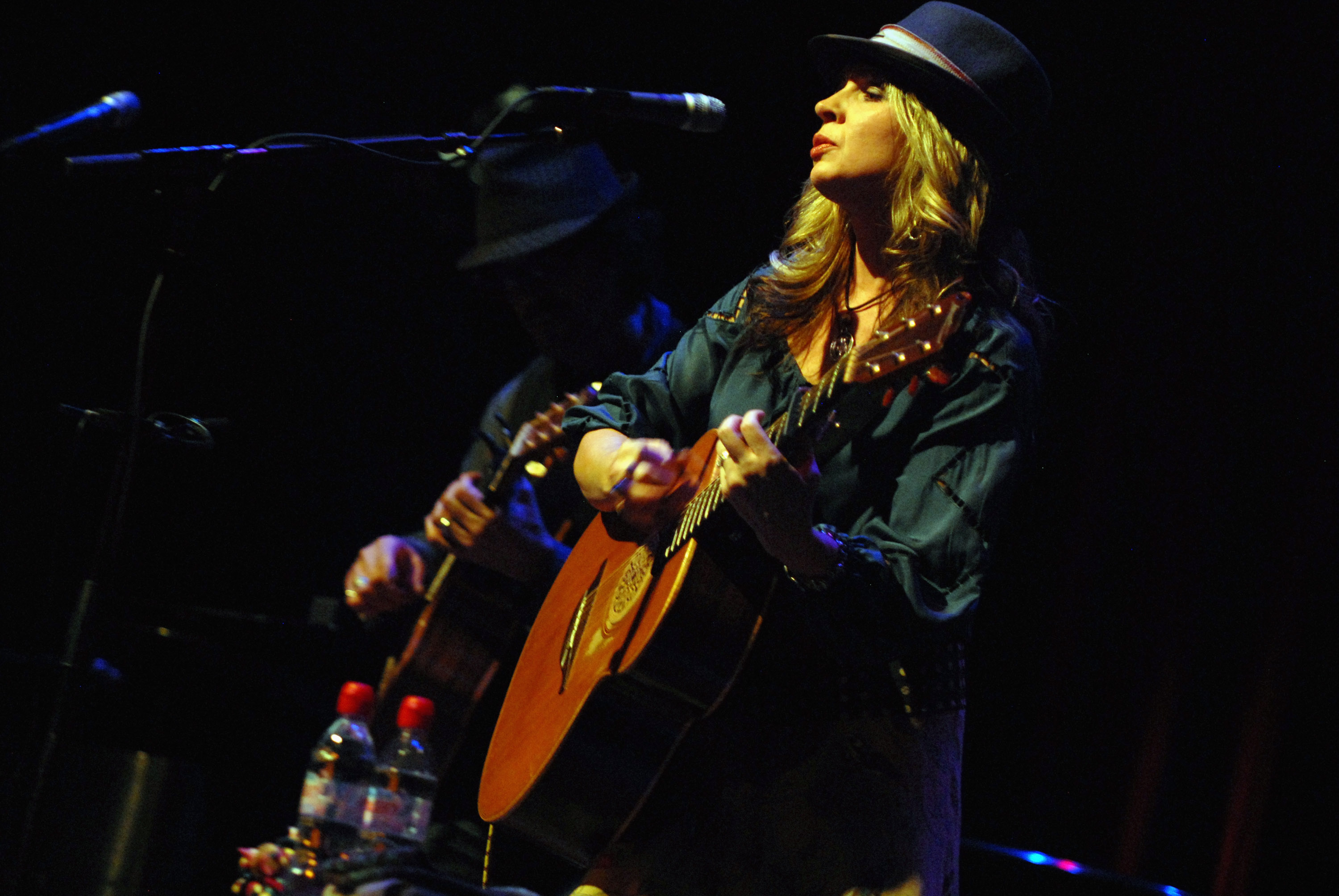 Hear Over the Rhine's Cover of Classic Merle Haggard Christmas Song