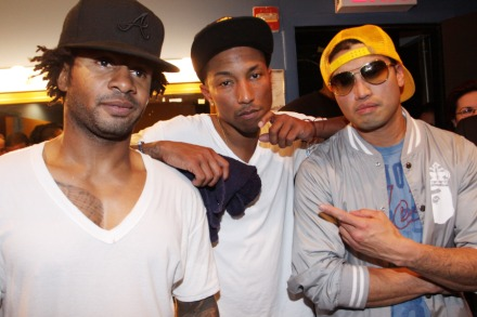 Pharrell Reunites With N E R D  for 'Squeeze Me' – Rolling Stone
