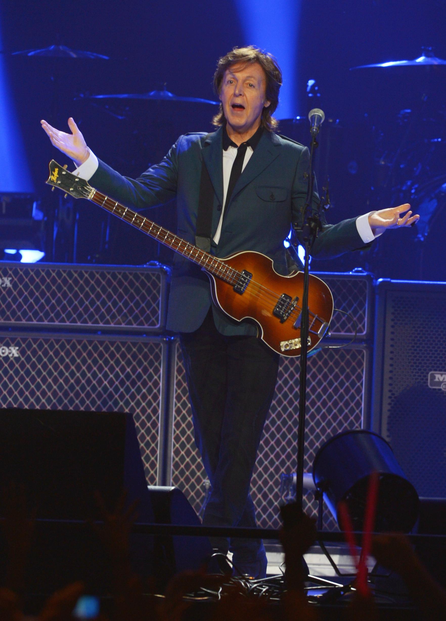 Paul McCartney on Beatles in History Books: 'Unbelievable, Man!'