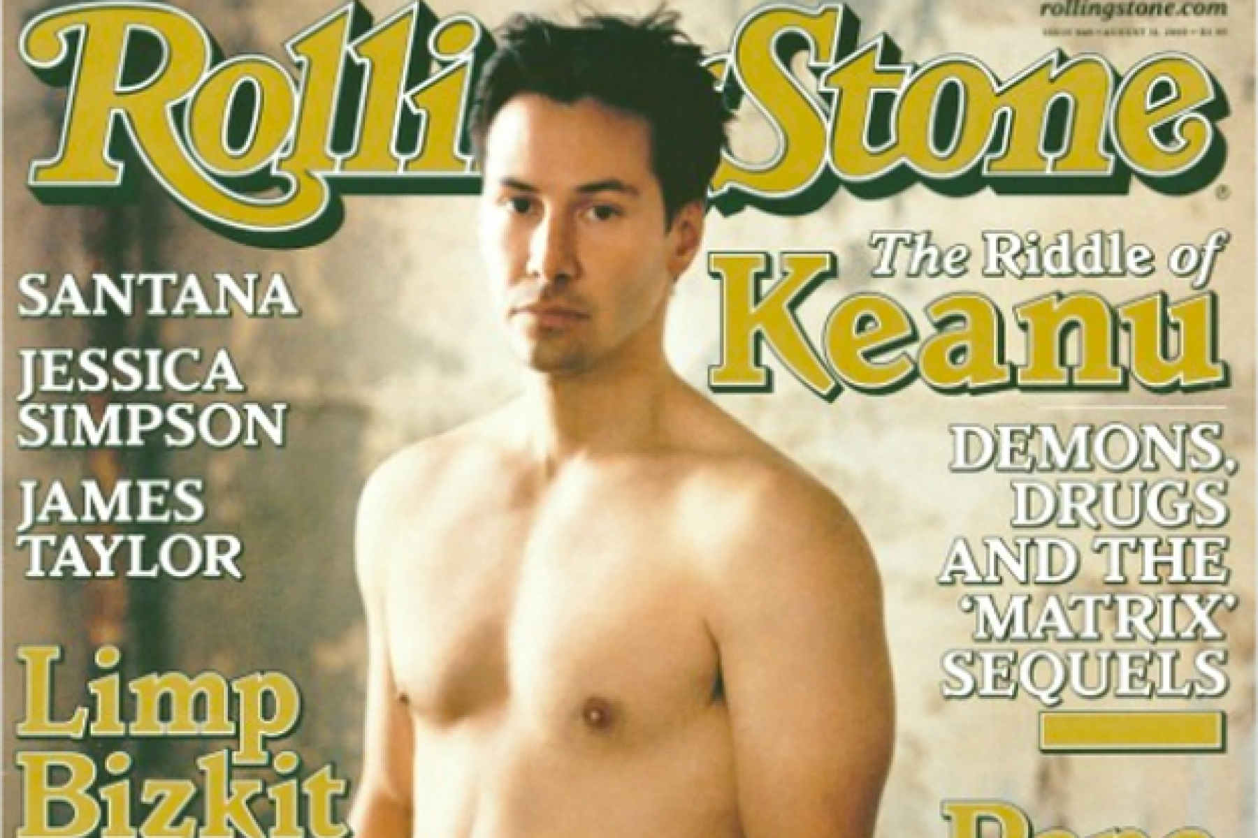 The Quiet Man The Riddle Of Keanu Reeves Rolling Stone