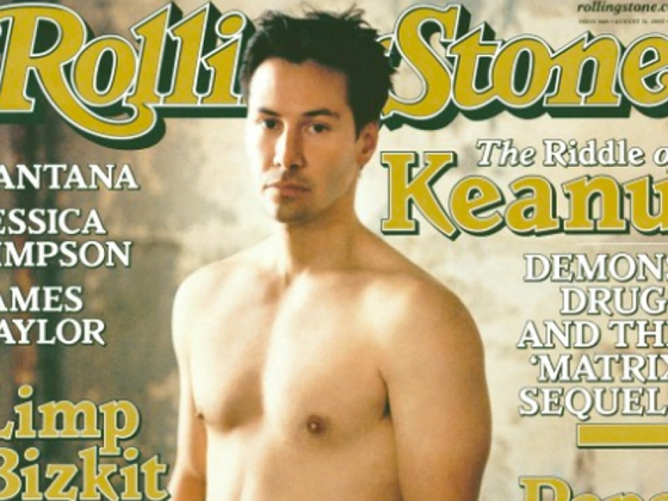 The Quiet Man: The Riddle of Keanu Reeves – Rolling Stone