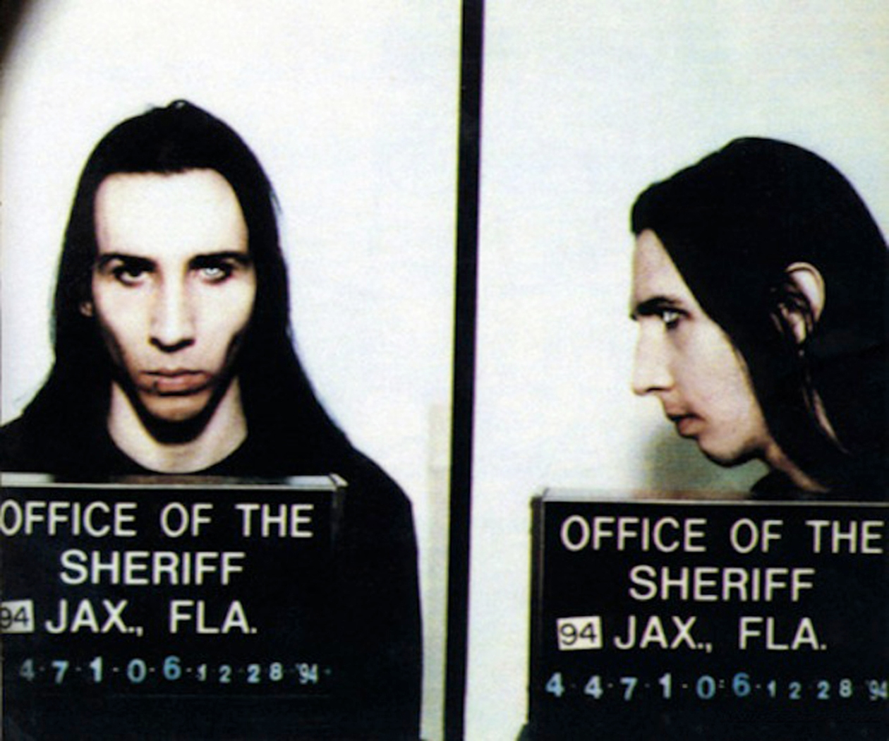 Marilyn Manson A Timeline Of His Most Shocking Moments Rolling