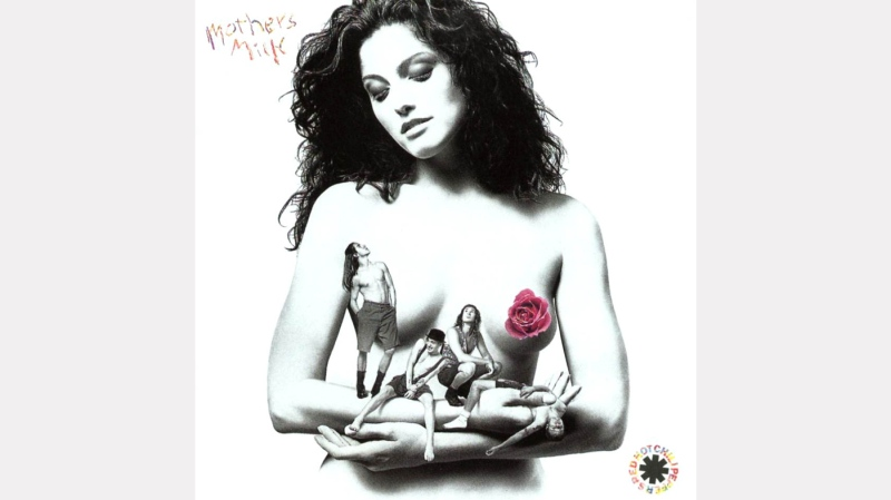 Man holding two naked women next to him 20 Dirtiest Album Covers Of All Time From Prince To The Strokes Rolling Stone