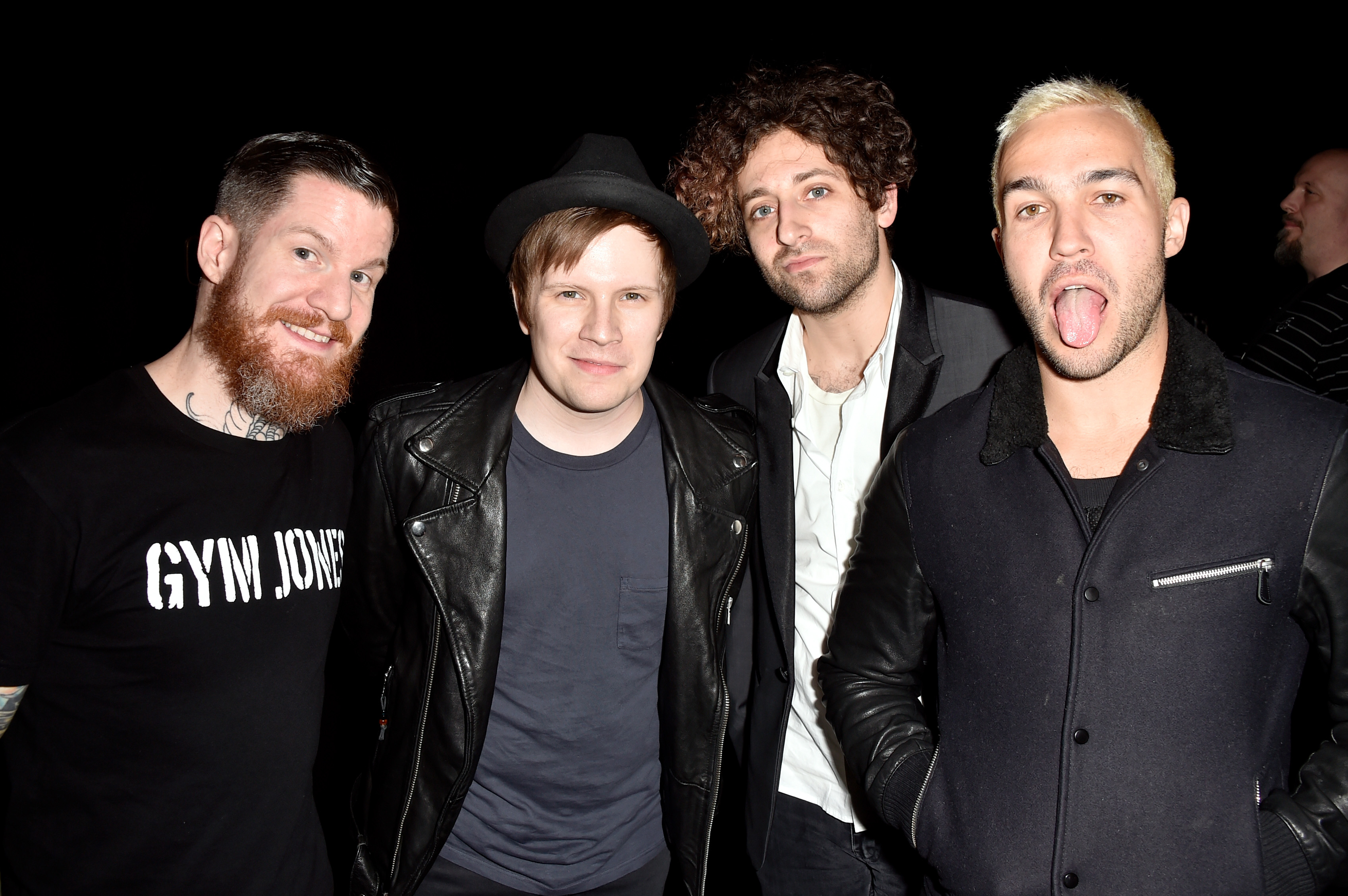 14 Things We Learned On The Road With Fall Out Boy Rolling Stone