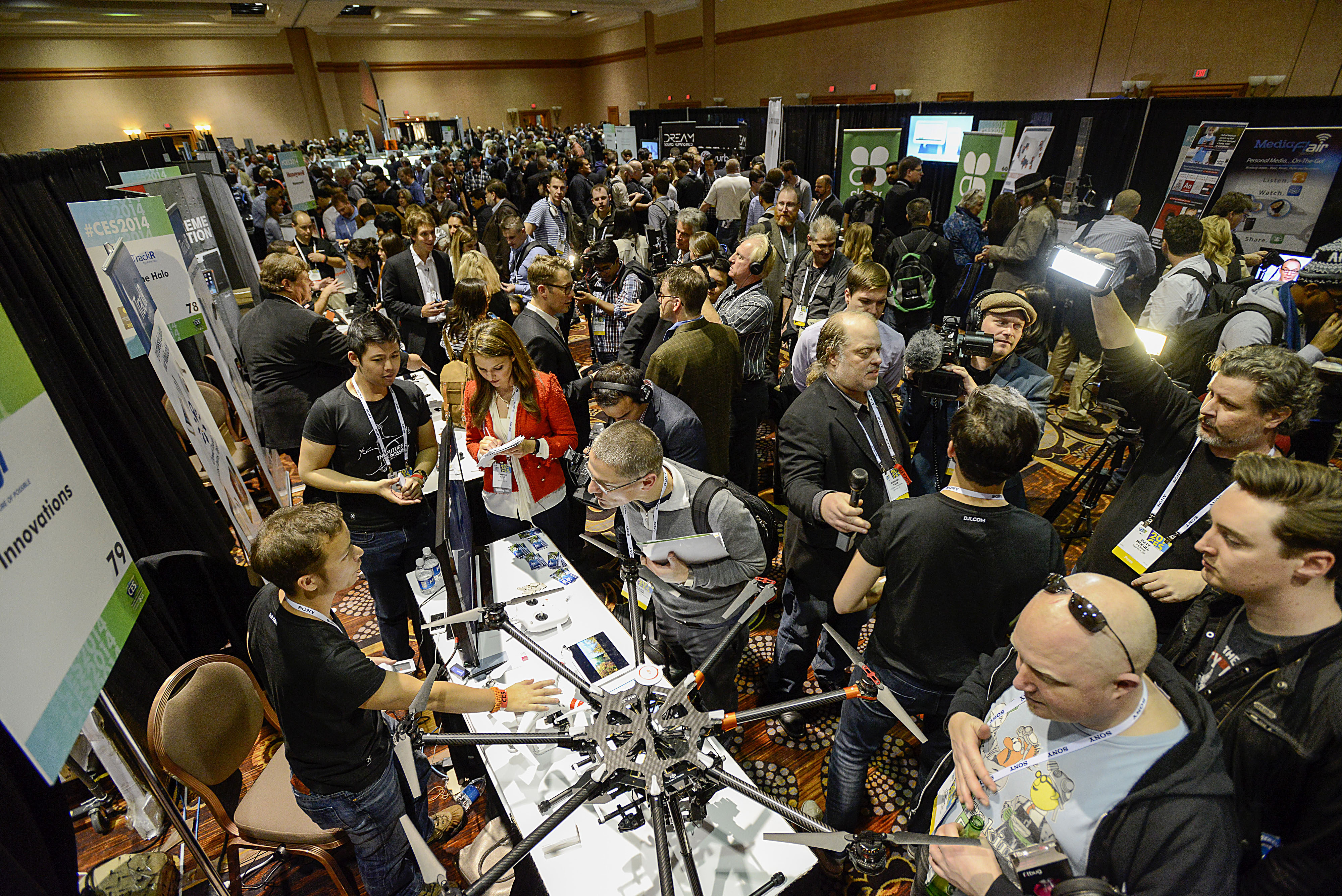 12 Best and Worst Things We Saw at CES 2015