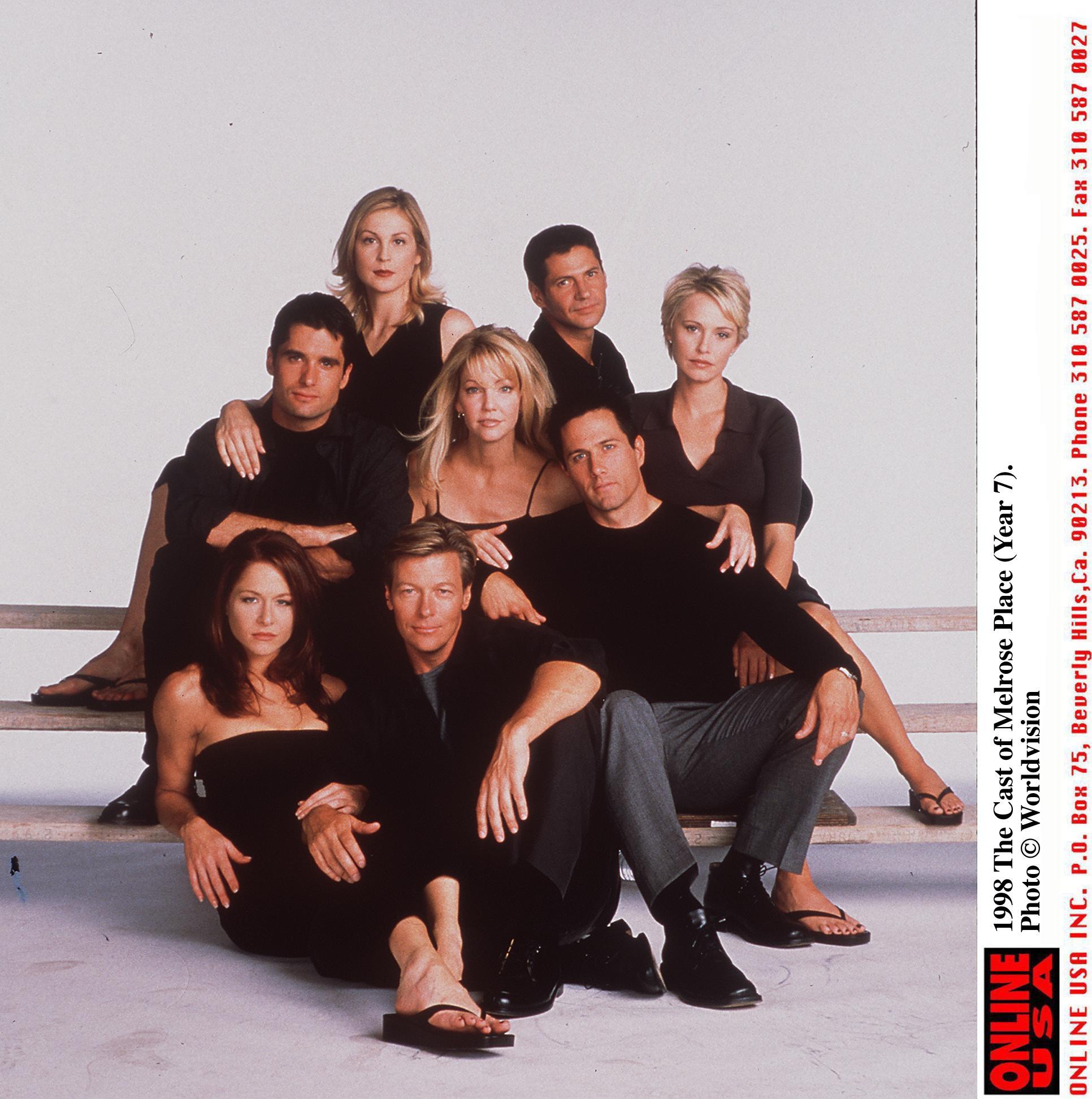 Series Melrose Place: Actors, Roles, Story 37