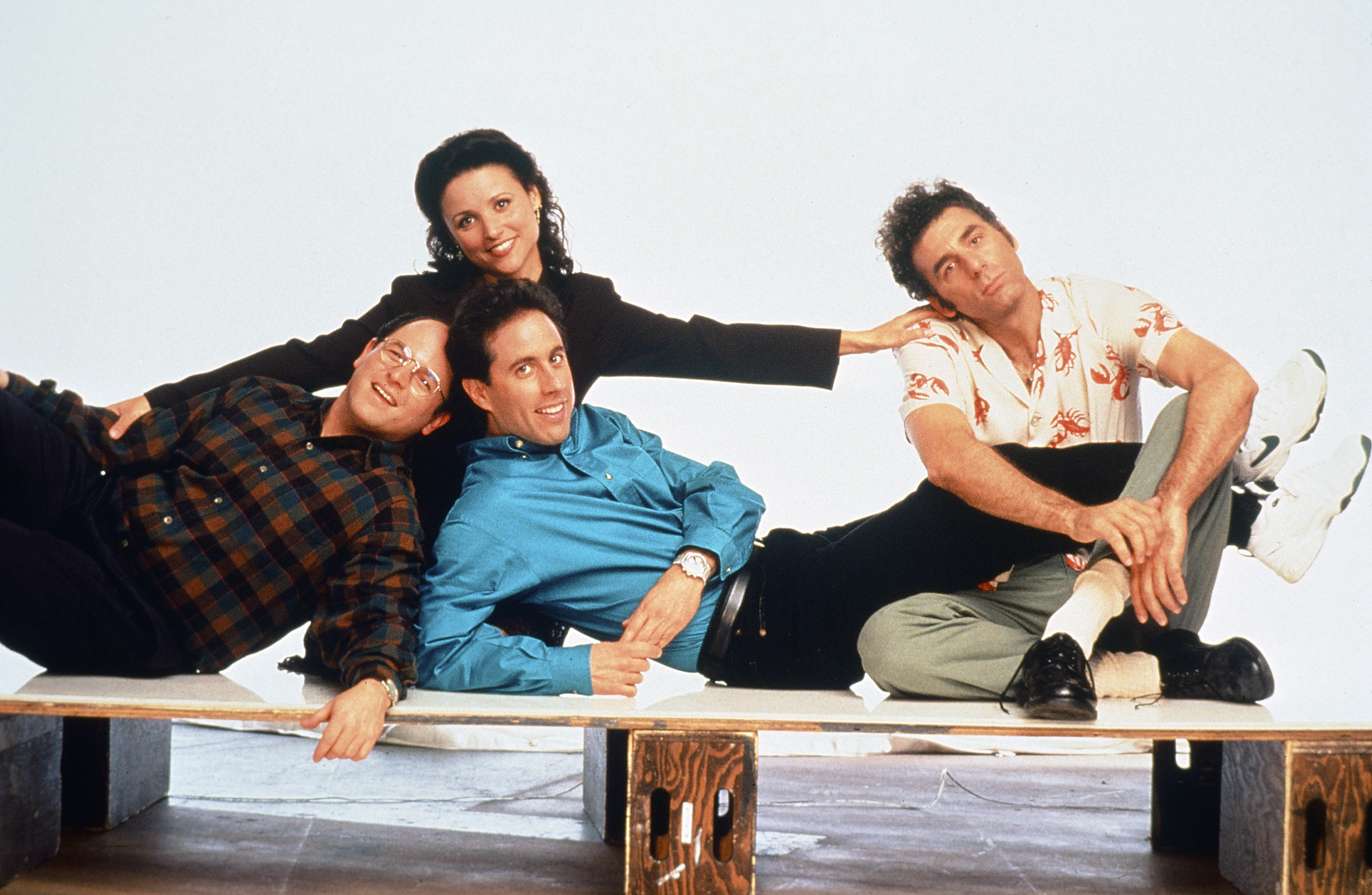 Jerry George Kramer Elaine Rolling Stone No Disassemble The Behind Scenes Pic Of Day Is Alive