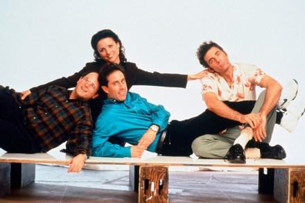 Jerry & George & Kramer & Elaine – Rolling Stone