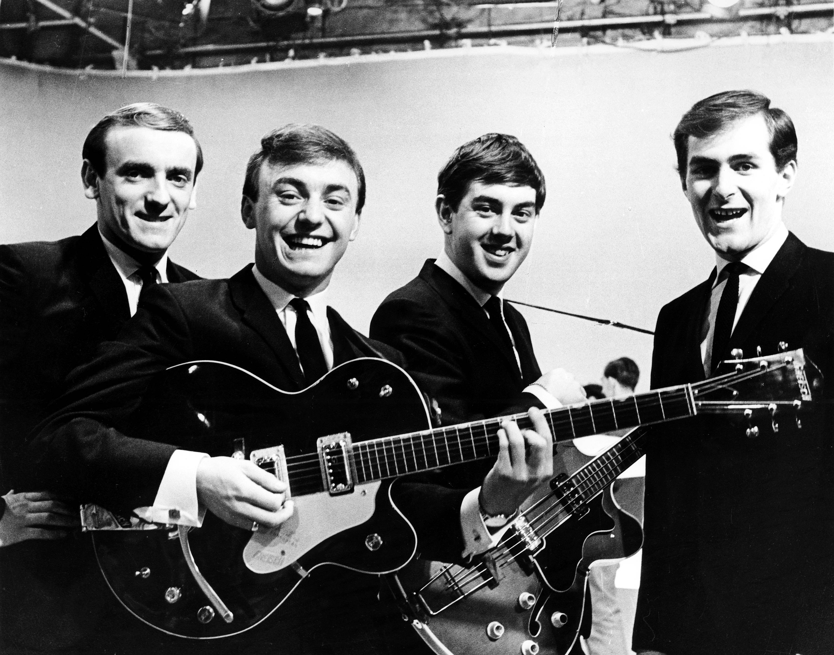 Gerry and the Pacemakers: Where Are They Now? - Rolling Stone