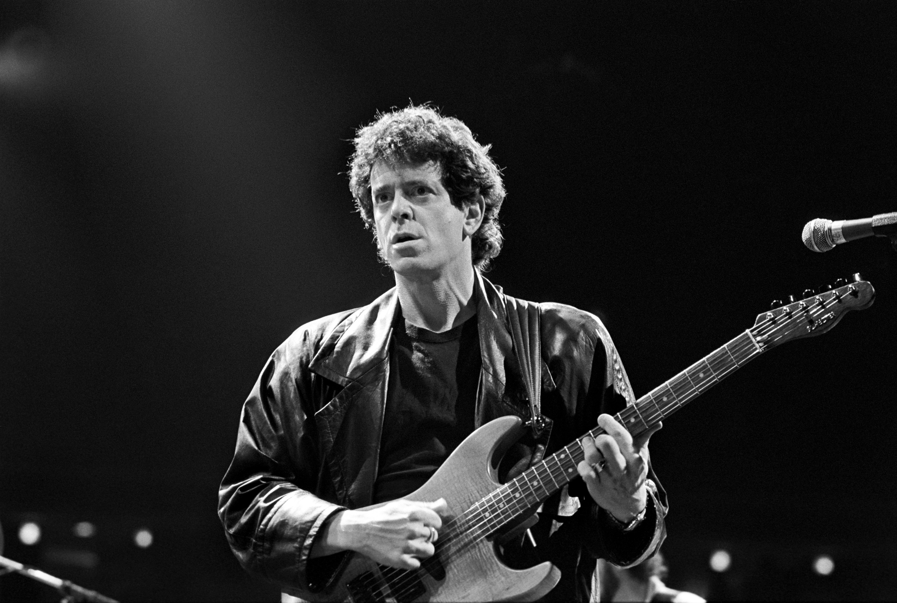 Lou Reed Out Of The Darkness Rolling Stone