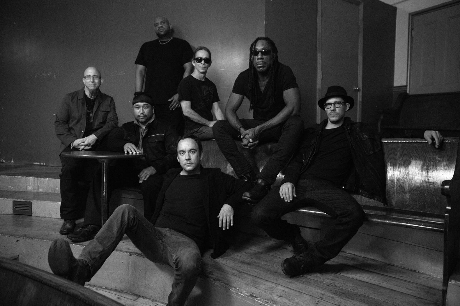 Dave Matthews Band Set Extensive 2015 Tour Dates