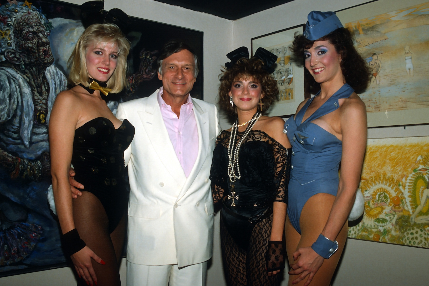Playboy Publisher Hugh Hefner Blows Against The Empire Rolling Stone