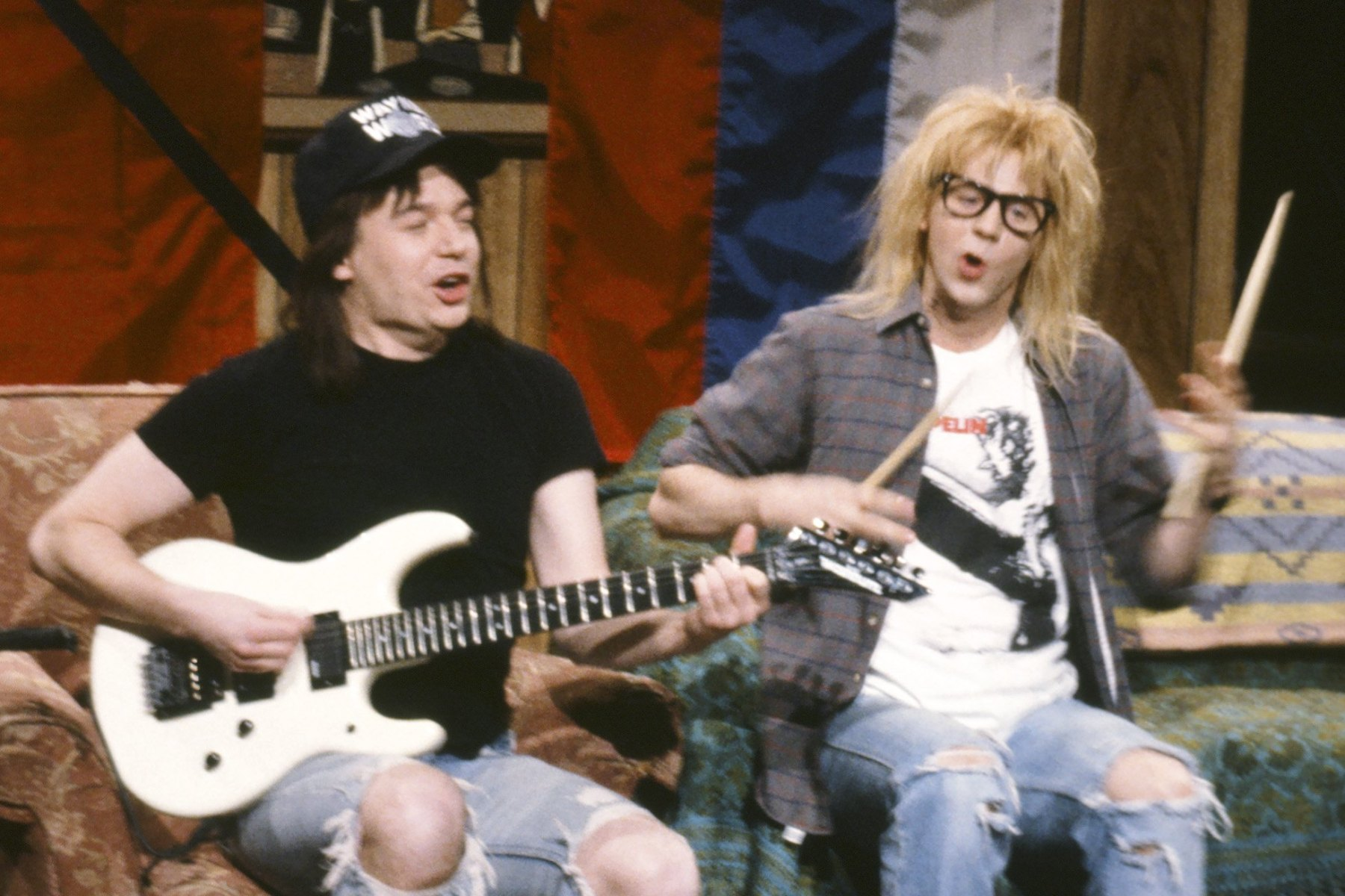 Wayne's World': 10 Things You Didn't Know - Rolling Stone