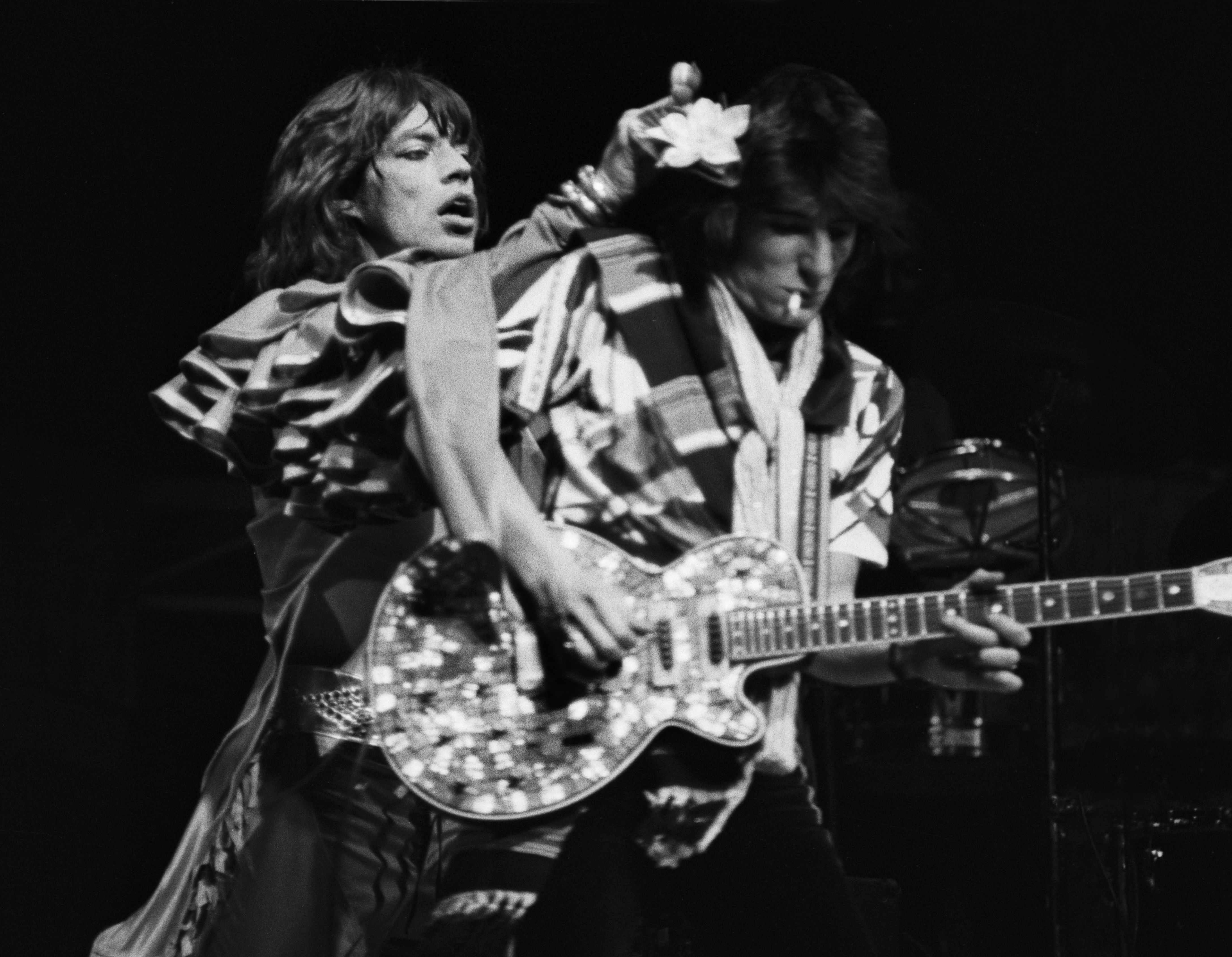 3d89fb8bf9185 Ron Wood Proves Rolling Stones Are Born Not Made – Rolling Stone