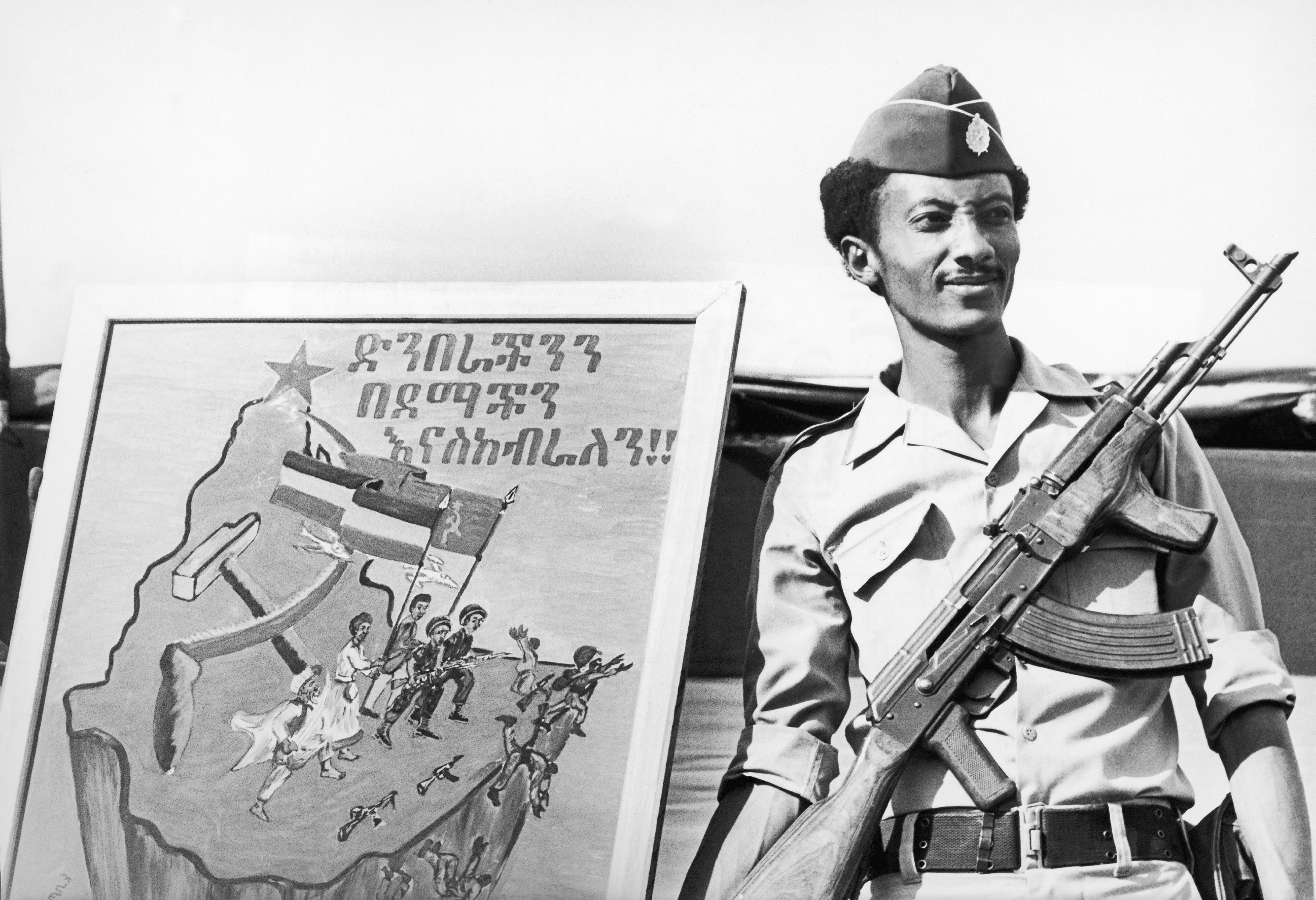 Ethiopia After the Revolution: Vultures Return to the Land of Sheba -  Rolling Stone